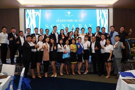 GTO MEDIA Tiếp tục tổ chức Lễ giới thiệu dự án Scenia Bay Nha Trang ngày 26/11/ 2017