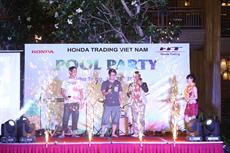 HONDA TRADING VIỆT NAM