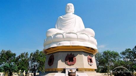 Chùa Long Sơn Nha Trang ( Di tích lịch sử văn hóa tỉnh Khánh Hòa)