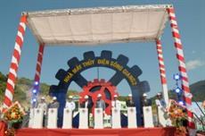 Lễ Khánh Thành Nhà Máy Thuỷ Điện Sông Giang 2