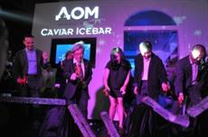 GTO Media - Lễ ra mắt hệ thống Dom Beluga & Caviar de Đuc